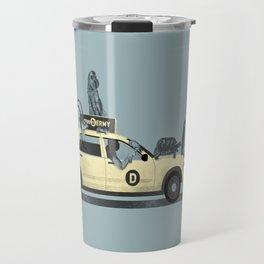 1-800-TAXI-DERMY Travel Mug