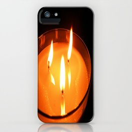 Burn Bright iPhone Case