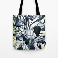 serenity Tote Bags featuring Serenity by Geni