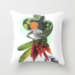 Evolve 2 Throw Pillow