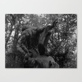 Centaur.  Canvas Print