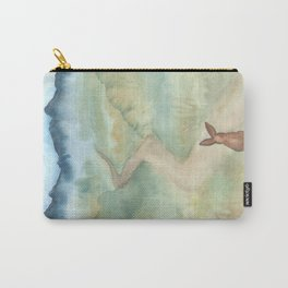 The Long and Winding Road Carry-All Pouch