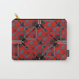 Bow Tie 5 Carry-All Pouch