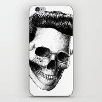 elvis presley iPhone & iPod Skins featuring Elvis Presley by Motohiro NEZU