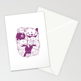The living dream Stationery Cards
