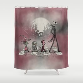 NBC Shower Curtain