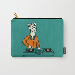 Flock of Gerrys - Llama is my DJ Carry-All Pouch