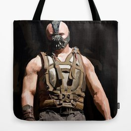 The Dark Knight Rises - Bane Tote Bag