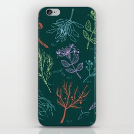 Botanical iPhone Skin