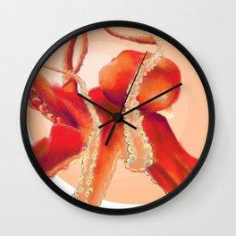 Octo#2 Wall Clock