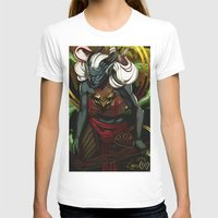 dragon age T-shirts featuring Dragon Age UNBOUND by IVIDraws
