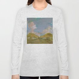 Mapping the heart Long Sleeve T-shirt