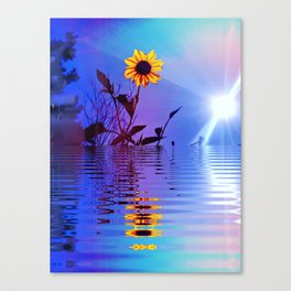Beacon within the Dream Canvas Print