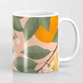 fresh citrus Coffee Mug