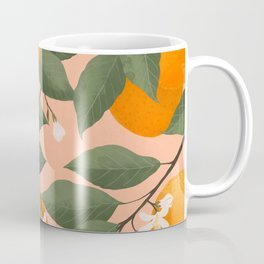 fresh citrus Coffee Mug