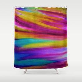 ETHEREAL SKY Shower Curtain