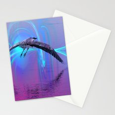 Into The Lagoon Stationery Cards