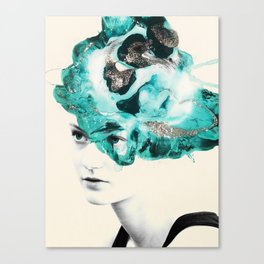 Mesmerizing Thoughts Canvas Print