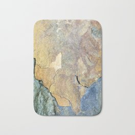 Abstract Stone Bath Mat
