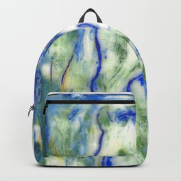 Encaustic Horse Backpack