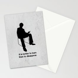 Albert Camus - The Stranger Stationery Cards