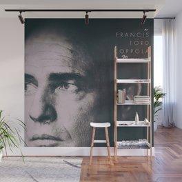Apocalypse now, Marlon Brando, Vietnam war, alternative movie poster, cult film Wall Mural