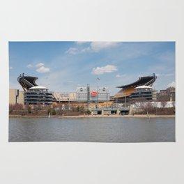Heinz Field, Pittsburgh, Pennsylvania Rug