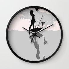 The Women II Wall Clock