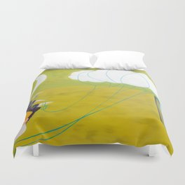 Soul window Duvet Cover