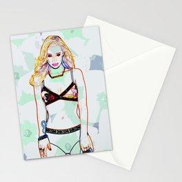 Iggy Azalea Stationery Cards
