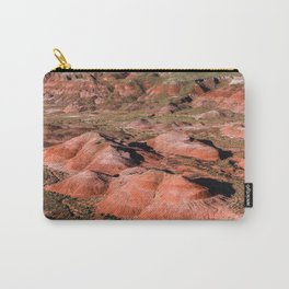 Beautiful Landscape of Painted Desert in Arizona Carry-All Pouch