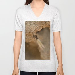 Romantic Ant Unisex V-Neck