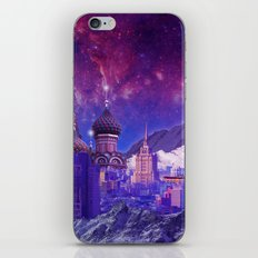 Hipsterland - Moscow iPhone Skin