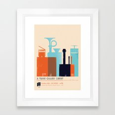 A Tribe Called Quest - Jazz (We've got) Framed Art Print