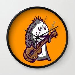 headgehog Wall Clock