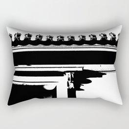 Neoclassical view Rectangular Pillow