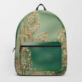 Grass on the water Backpack