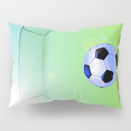 Soccer Pillow Sham