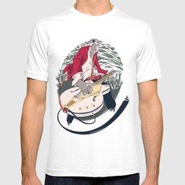 GRETSCH WHITE FALCON T-shirt