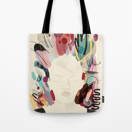 Swing Time Tote Bag