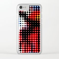 DISK Clear iPhone Case