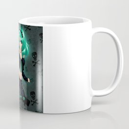 Punk Neptune Coffee Mug