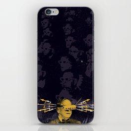 SHOCK VISOR iPhone Skin