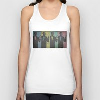 cocktail Tank Tops featuring Cocktail Hour by Last Call