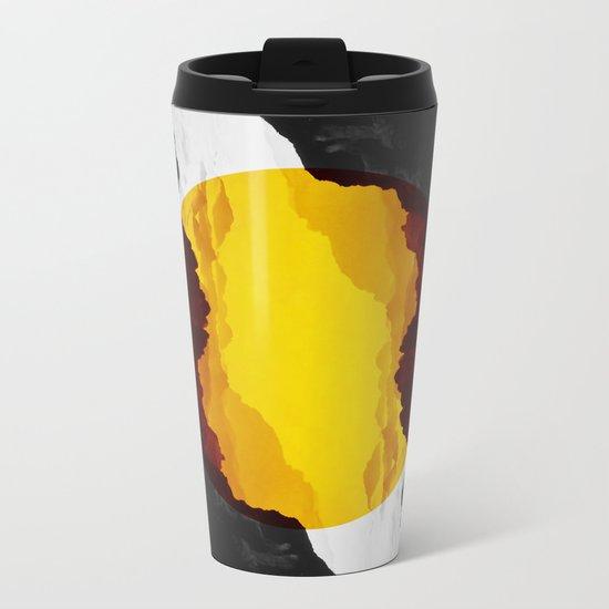 Circle Coast  Metal Travel Mug