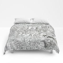 Mercado Comforters