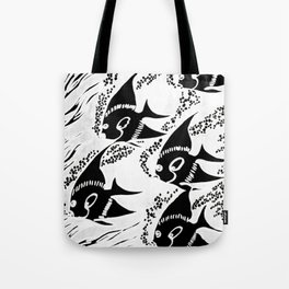Fishes2 Tote Bag