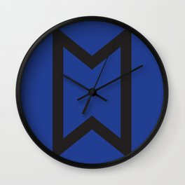 Showtasting - Rune 2 Wall Clock