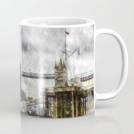 The River Thames Art Coffee Mug