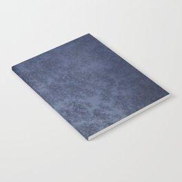 Moon through a Frosty Window Notebook